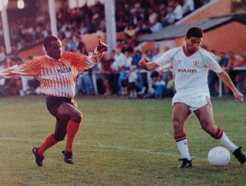 BTFC VS MUFC 1990